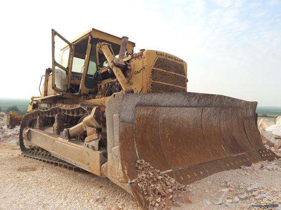 CAT D8 K '80 - Ask for price - Car gr