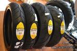 DUNLOP QUALIFIER (120/70/17 & 160/60/17
