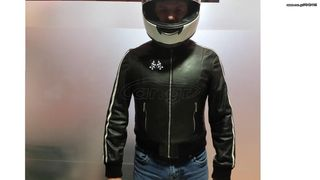 37203c456de2 Μπουφαν vintage biker