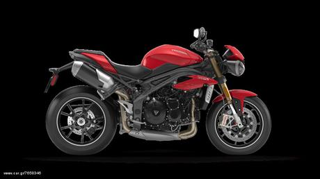 Triumph Speed Triple 1050 S '18 - € 14.290 EUR