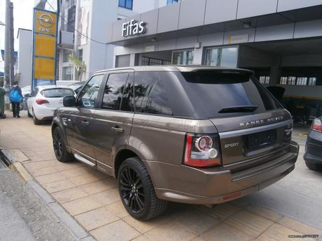 Land Rover Range Rover Sport -SDV6 8SPEED  '12 - Ρωτήστε τιμή