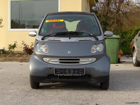 Smart ForTwo PASSION PANORAMA DIESEL '03 - € 3.780 EUR
