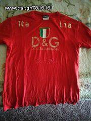 4d73f3938cf5 T-shirt Dolce Gabbana