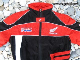ada0b404af6 Παιδικό Μπουφάν Jacket Honda Team CHK078