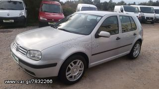 Volkswagen Golf 1.6 4-θυρο