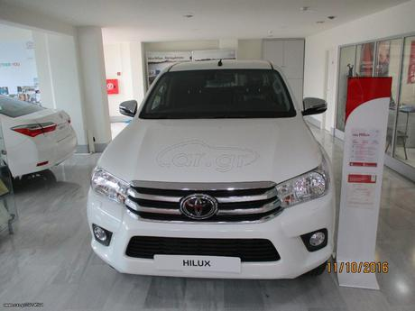Toyota Hilux EXTRA CAB 4Χ2 '18 - 19.855 EUR