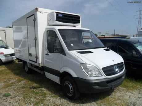 Mercedes-Benz  518 CDI SPRINTER FULL EXTRA '08 - 0 EUR