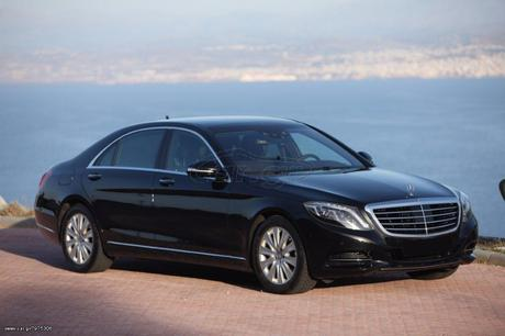 Mercedes-Benz S 300 BLUETEC LONG W222 HYBRID/DIESE '14 - € 79.950 EUR