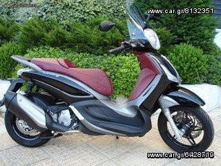 Piaggio  BEVERLY 350 ABS  SPORT TOURING '18 - 5.370 EUR