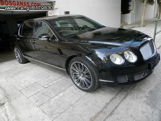 Bentley Continental Face lift 21300 Km Bosganas