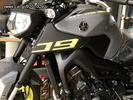 Yamaha MT-09 night fluo '17 - € 9.450 EUR