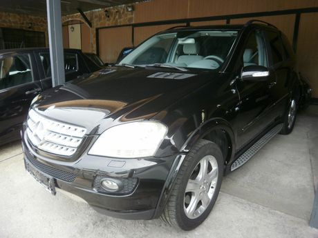 "Mercedes-Benz ML 350 AVANTGARDE""ΑΓΓΕΛΙΔΗΣ""AUTOMATIC '06 - 17.000 EUR"