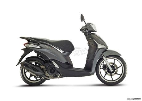 "Piaggio  LIBERTY 150 S I-GET ABS ""NEW"" '17 - Ρωτήστε τιμή"