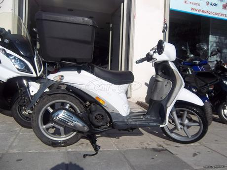 Piaggio Liberty 125 RST DELIVERY '06 - 790 EUR