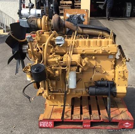 CAT 3306 DI ENGINE 63Z, 300HP, 1989 - ΜΗΧΑΝΗ 3306 DI CATERPILLAR - € 11 500  - Car gr