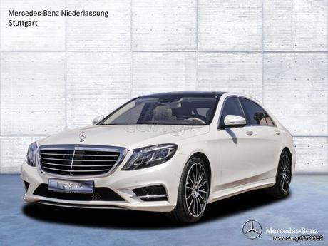 Mercedes-Benz S 500 AMG SPORT PACKET '14 - 115.000 EUR