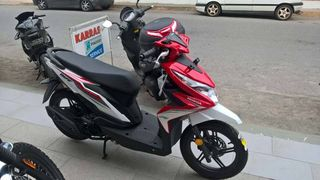 Honda Beat 110 NEW CBS EU4