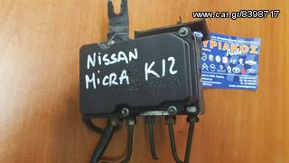 NISSAN MICRA K12 ABS