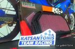 Φιλτρο αερα suzuki gsxr k8 1000 ...by katsantonis team racing
