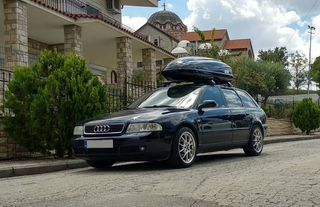 Audi A4 QUATTRO 1.8 TURBO B5 FACELIFT