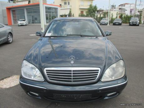 Mercedes-Benz S 320 FULL EXTRA AYTOMATIC  '02 - 9.800 EUR