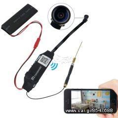 WiFi DIGITAL MINI VIDEO CAMERA PLUG2CAM (ΜΟΝΑΔΙΚΗ ΠΡΟΣΦΟΡΑ ΣΤΑ 35 ΕΥΡΩ) - €  35 - Car gr