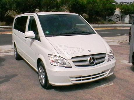 Mercedes-Benz  VITO EXTRA LONG 9ΘΕΣΙΟ '12 - 21.500 EUR