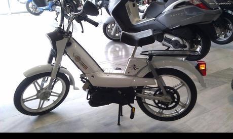 peugeot vogue 50cc 2t '17 - 899 eur - car.gr