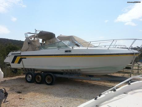 Drago  SUPER HOLIDAY 25FT '93 - 10.200 EUR (Συζητήσιμη)