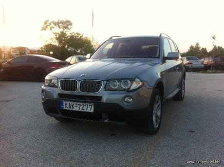 Bmw X3 SPORT PACKET FULL EXTRA '10 - 19.800 EUR