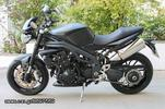 Triumph Speed Triple 1050 Άριστο,Book Service, 1ο χέρι