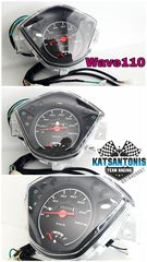 Κοντερ honda wave 110 ...by katsantonis team racing