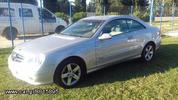 Mercedes-Benz CLK 240 V6 204 Hp
