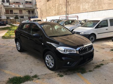 Suzuki SX4 S-Cross FACELIFT GL 4X2 boosterjet '18 - € 15.970 EUR