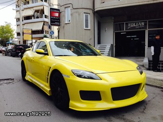 MAZDA RX-8 BODY KIT MAZDA SPEED