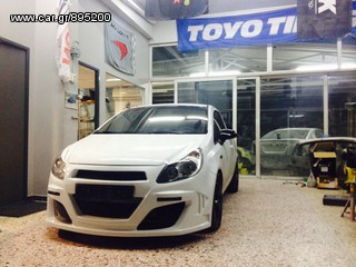 OPEL CORSA D  FULL BODY KIT LOOK OPC ΕΤΟΙΜΟΠΑΡΑΔΟΤΑ