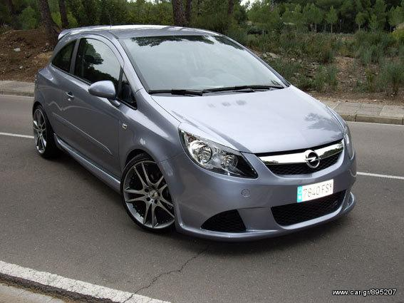 opel corsa d full body kit opc line ΕΤΟΙΜΟΠΑΡΑΔΟΤΑ - € 160 eur - car.gr