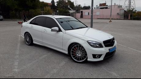 Mercedes-Benz C 200 AMG SPORT PACKET LOOK C63 AMG '09 - € 23.500 EUR