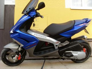 Peugeot JET Force 125 EFI  '08