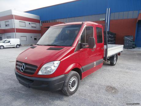 Mercedes-Benz  315 CDI SPRINTER  ΔΙΠΛΟΚΑΜΠΙΝΟ '09 - 0 EUR