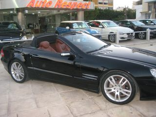Mercedes-Benz SL 350 FACELIFT F1 SPORT PACKET 7G