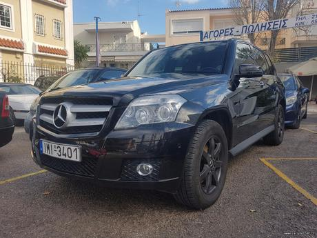 Mercedes-Benz GLK 300 4matic '09 - 17.900 EUR
