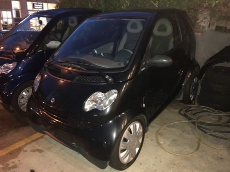 Smart ForTwo PURE DIESEL !!! '05 - 0 EUR