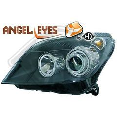 OPEL ASTRA H ANGEL EYES MAYPA/BLACK