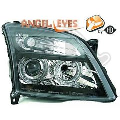 OPEL VECTRA C ANGEL EYES MAYPA/BLACK