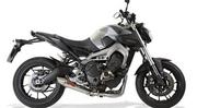 Εξάτμιση Ολόσωμη Gpr PowerCross S.Steel  Yamaha MT 09/FZ 09(...