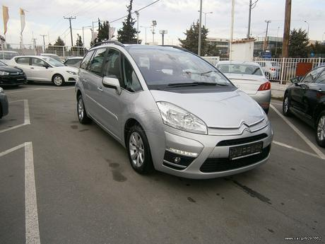 Citroen C4 Grand Picasso E-HDI 1.6 NAVI-ECO 116PS '13 - 12.800 EUR