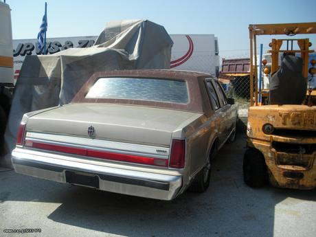 Lincoln Continental  '85 - 3.000 EUR