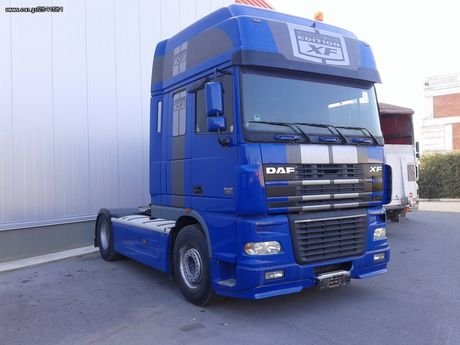 DAF  XF 480 SUPER SPACE CAB '06 - 13.500 EUR