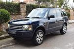 Land Rover Range Rover VOGUE NAVI TV DVD